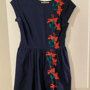 Eshakti - Fit and Flare Vintage Dress - Custom 8